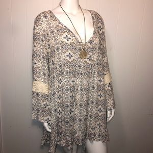 EUC  RNB Tunic Dress 3x